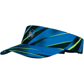 Buff Visor, r-focus blue